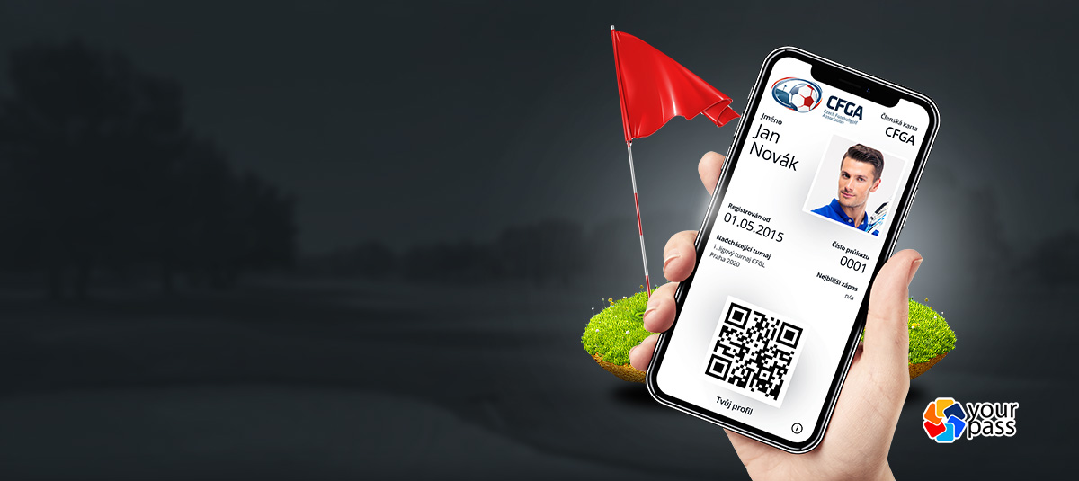 <h3>New digital card CFGA<strong>in connection with gScore</strong></h3>